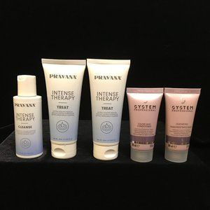 Pravana & System Pro 5 Piece Hair Care Set